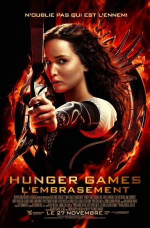 The Hunger Games: Catching Fire 1053x1600
