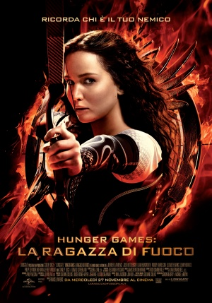 The Hunger Games: Catching Fire 1920x2743