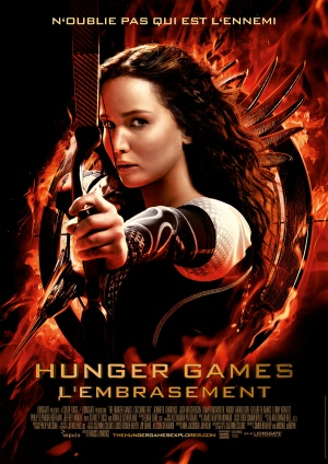 The Hunger Games: Catching Fire 1600x2263