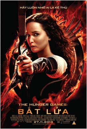 The Hunger Games: Catching Fire 1976x2911