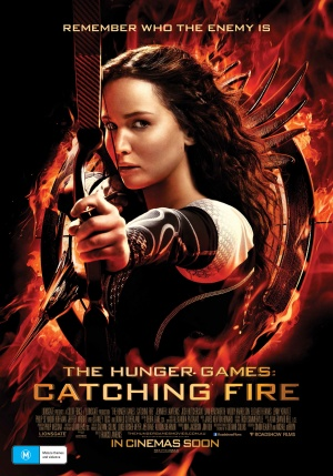 The Hunger Games: Catching Fire 1984x2834