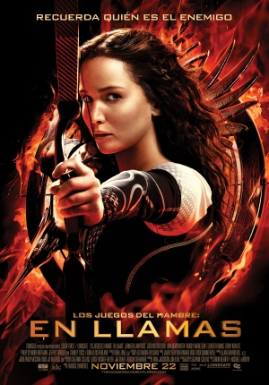 The Hunger Games: Catching Fire 1654x2372