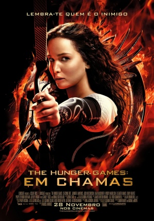 The Hunger Games: Catching Fire 1111x1600