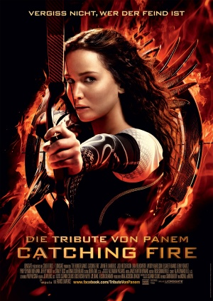 The Hunger Games: Catching Fire 1800x2546