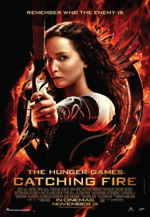 The Hunger Games: Catching Fire 2480x3588