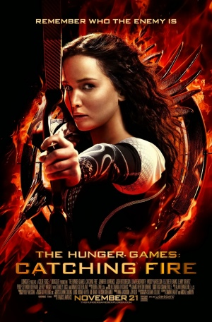 The Hunger Games: Catching Fire 1052x1600
