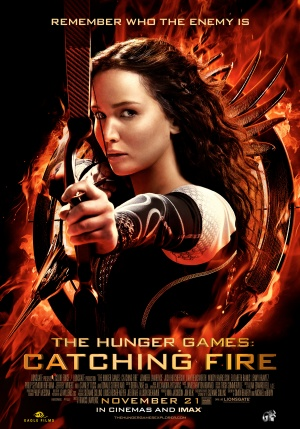 The Hunger Games: Catching Fire 1500x2143