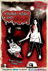 Young, High and Dead poster
