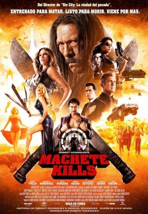 Machete Kills 1108x1600