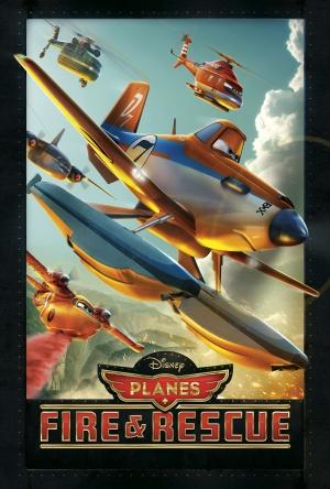 Planes 2 - Immer im Einsatz 3375x5000