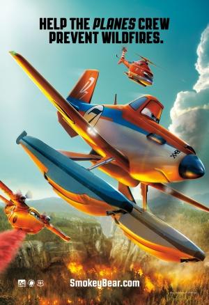 Planes 2 - Immer im Einsatz 1849x2700