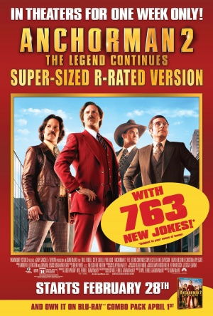 Anchorman 2: The Legend Continues 2025x3000