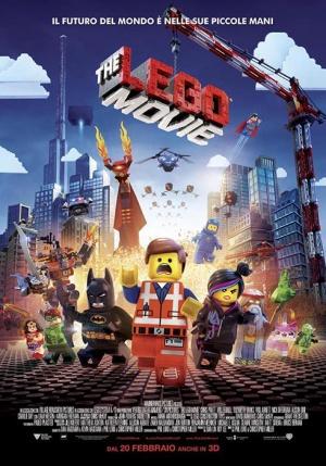 The Lego Movie 490x700