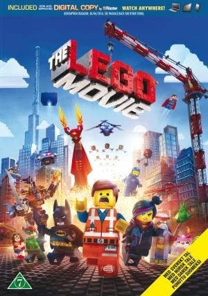The Lego Movie 3070x4350