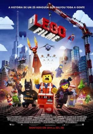 The Lego Movie 399x570