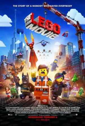 The Lego Movie 640x946