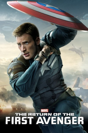 Captain America: The Winter Soldier 1400x2100