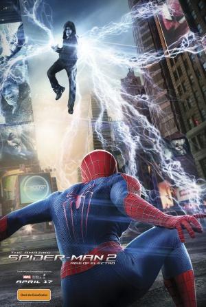 The Amazing Spider-Man 2 2362x3508