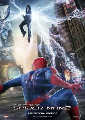 The Amazing Spider-Man 2 850x1193