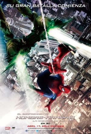 The Amazing Spider-Man 2 1083x1600