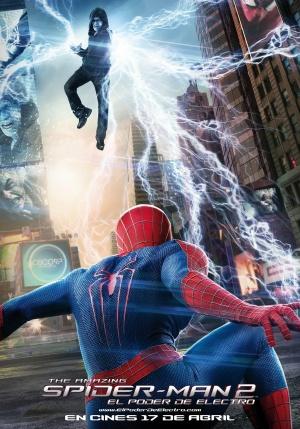 The Amazing Spider-Man 2 1034x1477