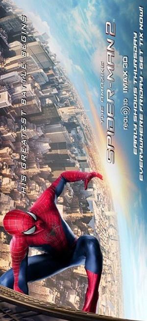 The Amazing Spider-Man 2 300x655