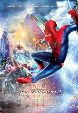 The Amazing Spider-Man 2 586x845