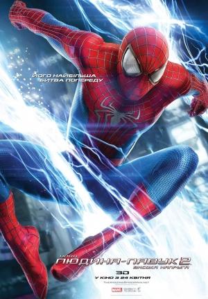 The Amazing Spider-Man 2 1425x2048