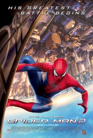 The Amazing Spider-Man 2 800x1185