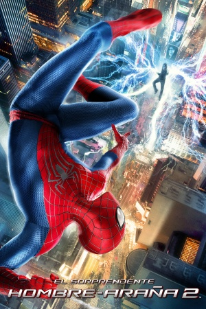 The Amazing Spider-Man 2 1400x2100