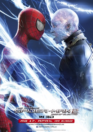 The Amazing Spider-Man 2 3188x4508