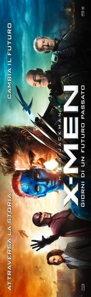 X-Men: Days of Future Past 567x1846