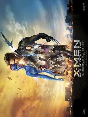 X-Men: Days of Future Past 3543x4724
