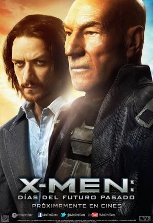 X-Men: Days of Future Past 1099x1600