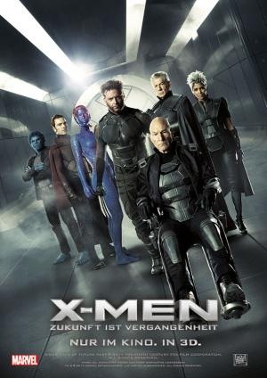 X-Men: Days of Future Past 590x834