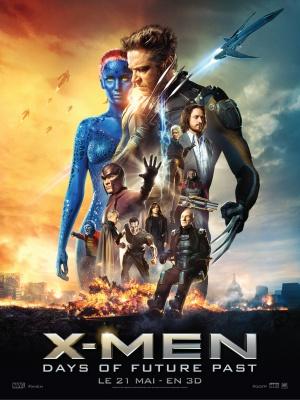 X-Men: Days of Future Past 2836x3781