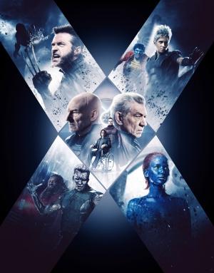 X-Men: Days of Future Past 3913x5000