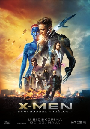 X-Men: Days of Future Past 600x857