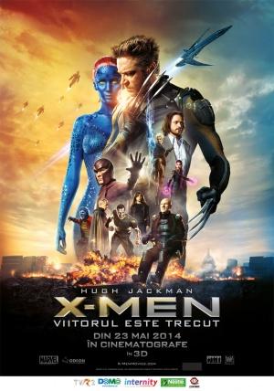 X-Men: Days of Future Past 827x1181