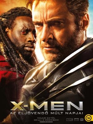 X-Men: Days of Future Past 1275x1700