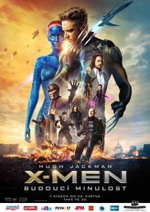 X-Men: Days of Future Past 3550x5000