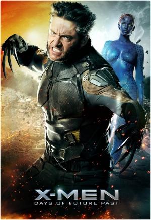X-Men: Days of Future Past 1319x1920