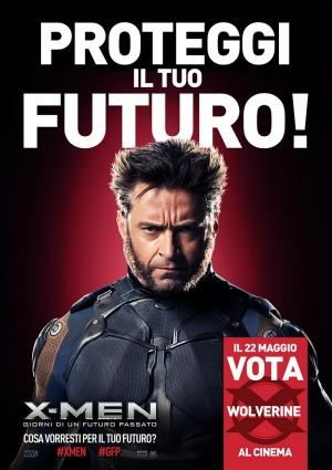 X-Men: Days of Future Past 1000x1417