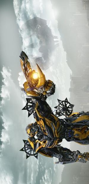 Transformers: La era de la extinción 2433x5000