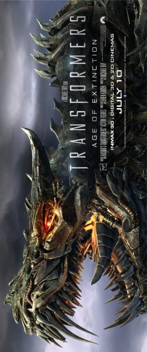 Transformers: La era de la extinción 1598x3814