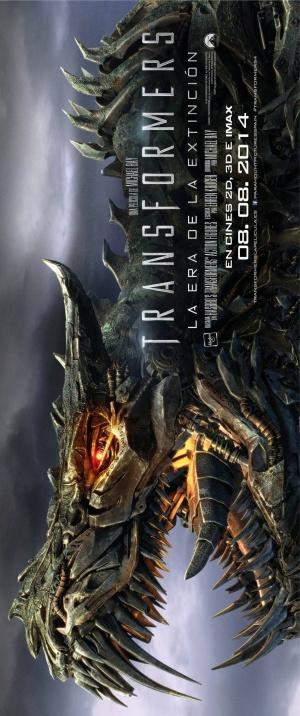 Transformers: La era de la extinción 999x2384