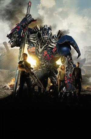 Transformers: La era de la extinción 3276x5000