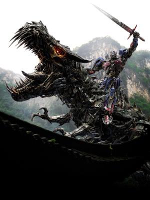 Transformers: La era de la extinción 3750x5000