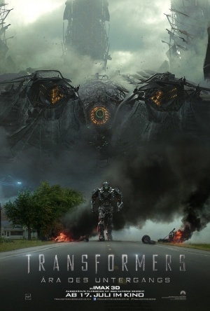 Transformers: La era de la extinción 945x1400