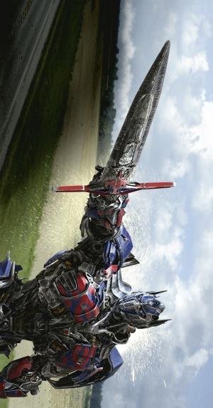 Transformers: La era de la extinción 2619x5000